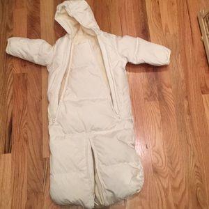 Baby Gap Snow Suit NWOT